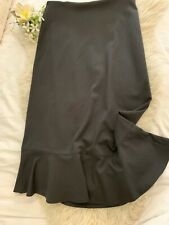 Black Max Tulip Skirt by Ruby Rd. Size 10