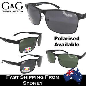 Hot Mens Wayfare Sunglasses/Polarized available metal frame spring arms