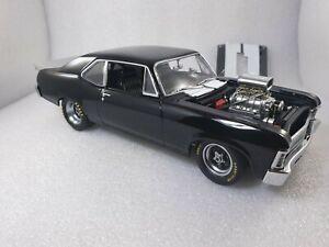 1/18 gmp 1970 Chevrolet Nova 1320 Kings 1 of 1074