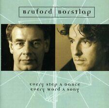 Every Step A Dance,Every Word A Song von Michiel Borstlap,Bill Bruford (2004) CD