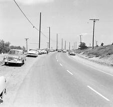 Vintage 1950s The Mob Classic Car Crew Car Show California Photo #1274