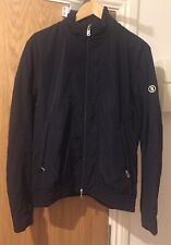 BOGNER Blouson Ingo Navy Lightweight Bomber Jacket IT 48/UK 38  £330