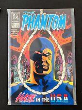 THE PHANTOM #4 DC COMICS 1989 VF/NM
