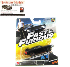 Fast & Furious F8 Die Cast Vehicle Dodge Charger Off-road 1970 Number 1 of 32