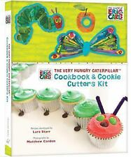The Very Hungry Caterpillar Cookbook and Cookie Cutters Kit by Eric Carle and...