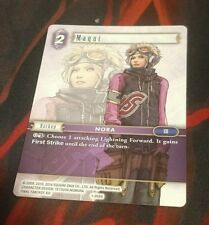 OtBG x1 Maqui 1-209s Opus 1 Starter Deck Final Fantasy XIII Near Mint