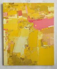 """FOUGERAND.LAURENT _ huile sur toile 17/04/20 """" Pour l'instant """" 100 cm x 81 cm"""