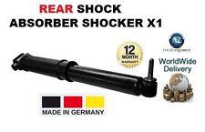FOR RENAULT MEGANE 2 COUPE CABRIOLET 2003->ON REAR SHOCK ABSORBER SHOCKER X1