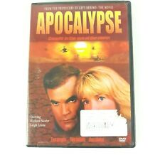 Apocalypse Dvd Not Rated Sci-Fi Movie