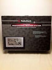 ~~RARE~~Radioshack Extreme Range Professional Weather Station NEW COMPLETE