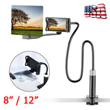 """8"""" 12 inch Mobile Cell Phone Screen Magnifier HD Screen Amplifier Stand Bracket"""
