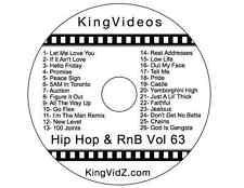 HipHop, Rap & RnB Music Videos DVD Vol 63! Ft Fetty Wap Jason Derulo Fat Joe Nas