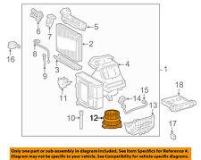 TOYOTA OEM 00-03 Echo-Blower Motor 8710352040