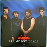 """THE STRANGLERS LET ME DOWN EASY 12"""" EPIC UK 1985 NEAR MINT PRO CLEANED"""