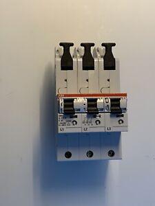 ABB Hauptsicherungsautomat S751/3-E35
