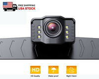 Car Rear View Backup Camera Parking Reverse Back Up Camera Waterproof Wide 149°