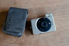 Vintage used Canon Elph 240 Aps Point & Shoot Film Camera