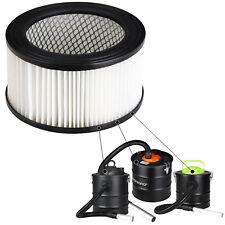 Monzana® Filtre à particules fines HEPA pour aspirateurs de cendres lavable