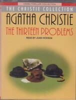 Agatha Christie Thirteen Problems 2 Cassette Audio Book Miss Marple Crime
