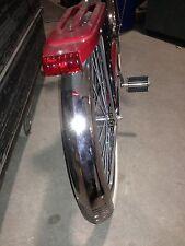Roadmaster carrier rack bicycle rack & light cleveland welding hawthorne