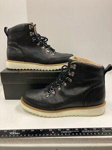HARLEY-DAVIDSON FOOTWEAR Men's Salter Western Boot, Black, Size 10.0 MZ8i