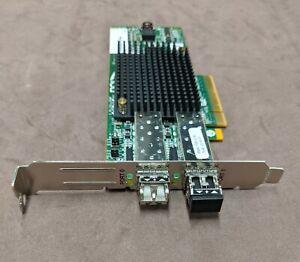 00JY848: IBM/Lenovo Emulex 8Gb Dual Port FC HBA +2x 8Gb/s Avago SFP modules