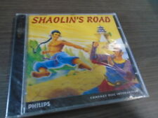 POUR PHILIPS CDI CD-I SHAOLIN ROAD NEUF SOUS BLISTER