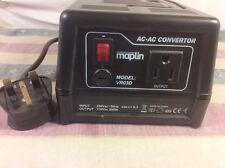 Maplin Model Vr3D 230 Volt To 110 Volt Converter