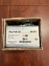 Belimo Fslf120 Us Fire Amp Smoke Actuator 30 In Lb 35 Nm Spring Return Ac 120 V