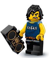 LEGO NEW NINJAGO MOVIE MINIFIGURE SERIES 71019 COLE NINJA