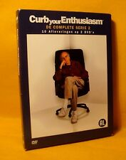 DVD Curb Your Enthusiasm Complete Serie 2 Larry David (2 X DVD) HBO Comedy PAL