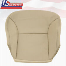2002 - 2006 Lexus ES330 ES300 Passenger bottom Leather Perforated Seat Cover Tan