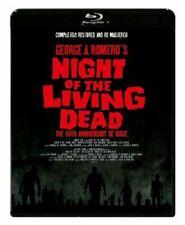 Night of the Living Dead (Blu-ray, 2010, Happinet) Region free