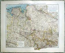 Atlant & Landkarte für Deutschland