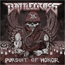 BATTLECROSS - Pursuit Of Honor CD