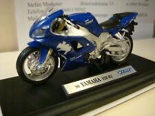 Rarity - Yamaha R 1 Blue 1999 Welly 1:18