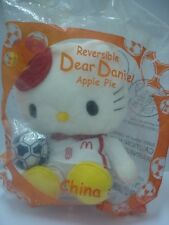 New Hello Kitty Reversible Dear Daniel Apple Pie China stuffed plush doll figure