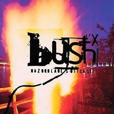 Bush Razorblade suitcase CD BMG Music Club version