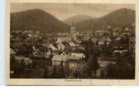 FRIEDRICHRODA Thüringen Dt. Reich AK 1924 Totalansicht alte Postkarte AK