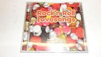 Cd      Rock'n Roll Lovesongs von Various  - Doppel-CD
