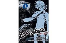 THE BREAKER NEW WAVES DALL' 1 AL 17 COMPLETA - manga STAR COMICS - NUOVO
