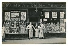 rp14249 - India & China Tea Co Shop , unknown location - photo 6x4