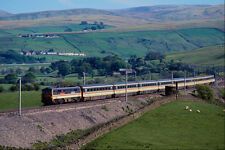 543050 BR Class 87 Heads A Glasgow Express Near Tebay UK A4 Photo Print