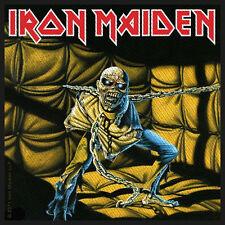 Iron Maiden - Piece Of Mind [Patch/Aufnäher, Gewebt] (SP2523)