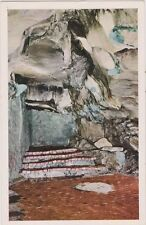 """*Postcard-""""The Bridal Altar"""" in Balcony of Titan's Temple""""-...Howe Caverns (#70)"""