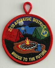 BSA APTAKISIC District 2010 Bridge to the Future Patch V4