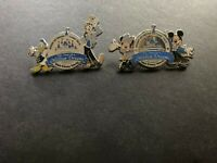 The Year of Million Dreams Mickey Minnie Goofy Donald Mouse 2 Disney Pins 49897