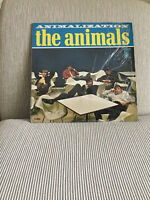 The Animals Monaural LP: Animalization 1966 First Press On MGM (#E/ SE-4384)