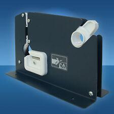 Praktischer Beutelschließer aus Metall, 12 mm, Verschluss v. Kunststoffbeuteln