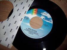 VG++ 1984 New Edition Mr. Telephone Man / Instrumental 45RPM w/ppr slv